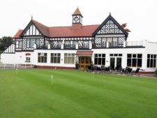 La retirada de Hitler por el Golf Olímpico (cortesía heskethgolfclub.co.uk)