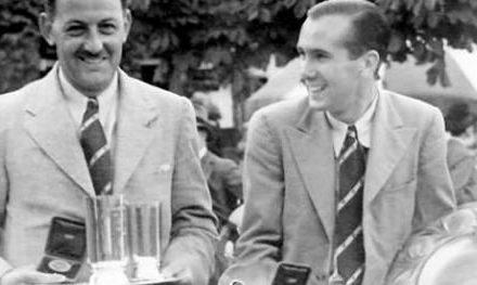 La retirada de Hitler por el Golf Olímpico