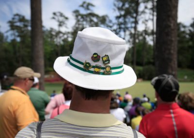 "Los ""Patrones"" de Augusta National (cortesía © Augusta National 2015)"