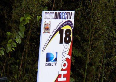 1er día XXXI Abierto de Venezuela