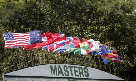 Masters de Augusta 2016, 2ra Ronda