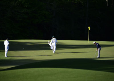 Masters Time (cortesía © Augusta National Inc 2016)