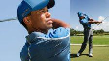 Tiger Woods (cortesía nike.com)