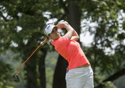 Protagonistas del US Women's Open en Lancaster Country Club (cortesía © USGA 2015)