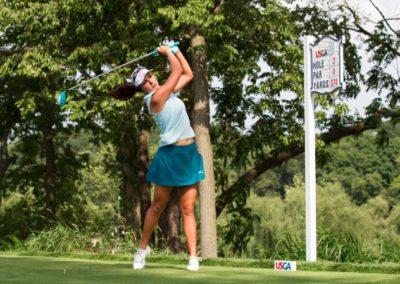Protagonistas del US Women's Open en Lancaster Country Club (cortesía © USGA 2015)