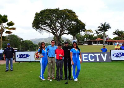 Público disfrutando del Abierto de Venezuela Copa DIRECTV