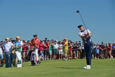 Justin Rose (cortesía Chris Condo/PGA TOUR/IGF)