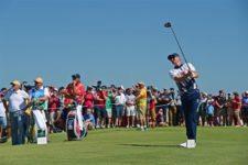 Justin Rose (cortesía Chris Condo/PGA TOUR/IGF)