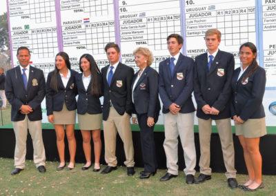 Rueda de Prensa y Apertura XLIX Sudamericano Juvenil por Equipos