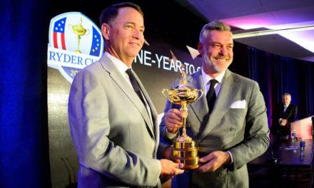 Se suman nuevos clasificados europeos para la Ryder Cup 2016