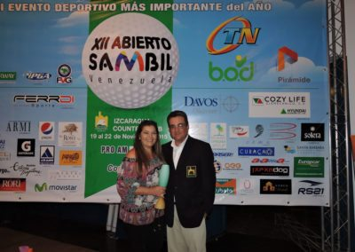 Selección 4ta Ronda XII Abierto Sambil presentado por Total Nutrition