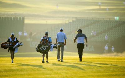 Muestra fotográfica memorable del 116º US Open en Oakmont Golf Club