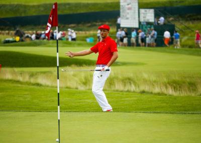 Muestra fotográfica memorable del 116º US Open en Oakmont Golf Club (cortesía © USGA 2016)