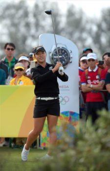 Lydia Ko de Nueva Zelanda (cortesía Stan Badz/PGA TOUR/IGF)