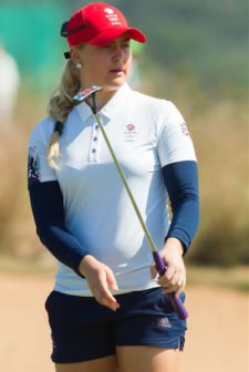 Charley Hull (cortesía Tristan Jones/IGF)