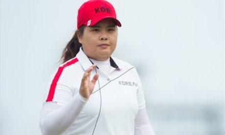 Surcoreana Park muy recuperada es la nueva líder del Golf Olímpico de damas