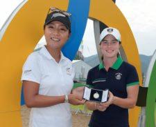 Lydia Ko de Nueva Zealanda (cortesía Stan Badz/PGA TOUR/IGF)