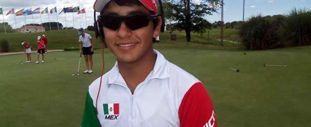 Terrazas, Cruz, López y Argüelles, cuatro mexicanos al US Amateur