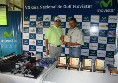 VII Gira Nacional Movistar 2012 Resultados de Margarita & Barquisimeto