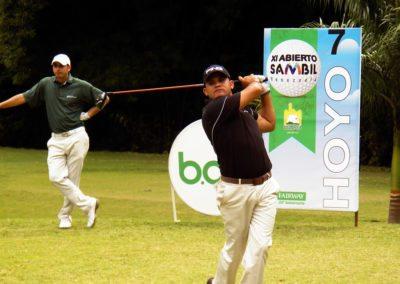XI Abierto Sambil, tercera ronda