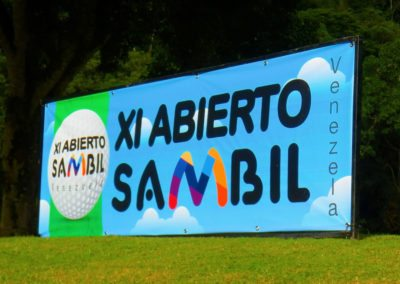 XI Abierto Sambil, primera jornada