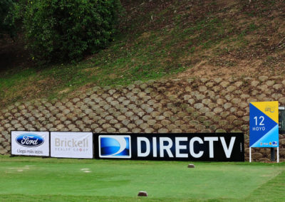 XXXIII Abierto de Venezuela Copa DIRECTV, selección Viernes 15 de Abril