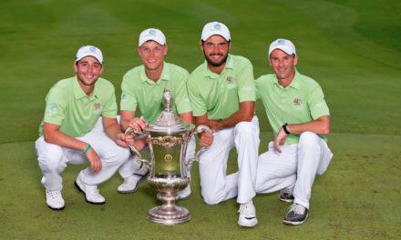 Australia es la nueva potencia del golf aficionado