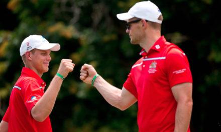 Australia se adueña del Mundial Amateur por Equipos
