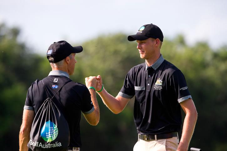 Australia se apodera de la punta del Mundial Amateur por Equipo