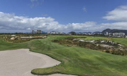 Campo Olímpico de Golf es la estrella del 63º Aberto do Brasil