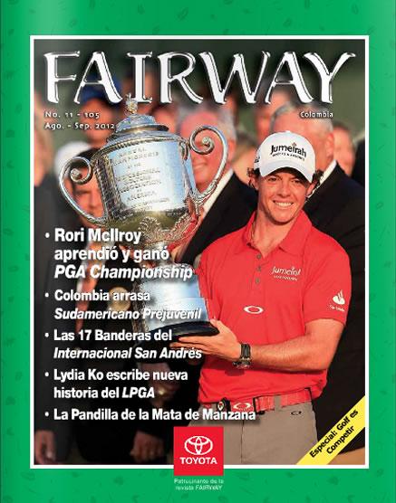 Fairway Colombia edición Nº 11