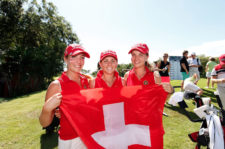 Corea dictó cátedra en triunfo de 4to título de damas del Mundial Amateur de golf por equipo