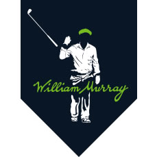 El actor Bill Murray vestirá a los golfistas más irreverentes
