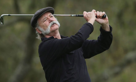 El actor Bill Murray vestirá a los golfistas más irreverentes