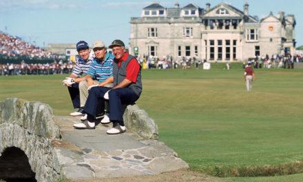 Los valores del golf deben ser reconocidos