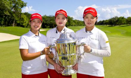 El equipo de damas de Corea del Sur se quedó con el World Amateur Championship por Equipos