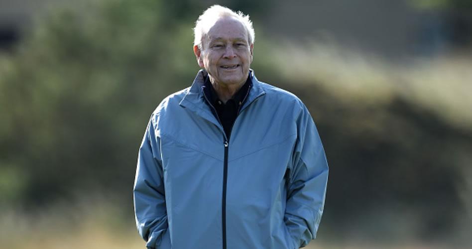"""El mundo del golf está de luto: """"El Rey"""" Arnold Palmer falleció este domingo a los 87 años"""