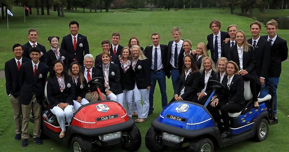Estados Unidos se impone a Europa en la Junior Ryder Cup por quinta vez de forma consecutiva