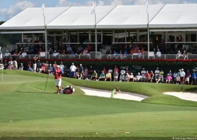 Galería 1ra ronda Tour Championship
