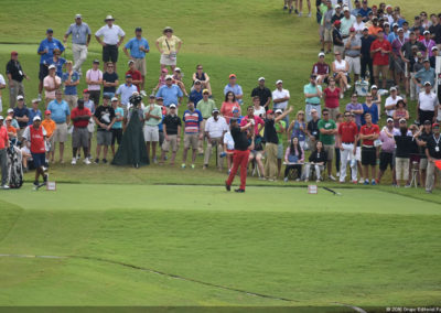 Galería 3ra ronda Tour Championship