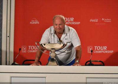 Galería 3ra ronda Tour Championship (2da parte)