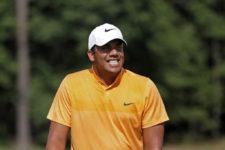 La huella de JhonnyVegas para llegar al Tour Championship (cortesía golfweek.com)