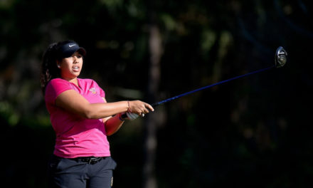 La venezolana Saraid Ruiz destacó en el CSU Fall Invitational