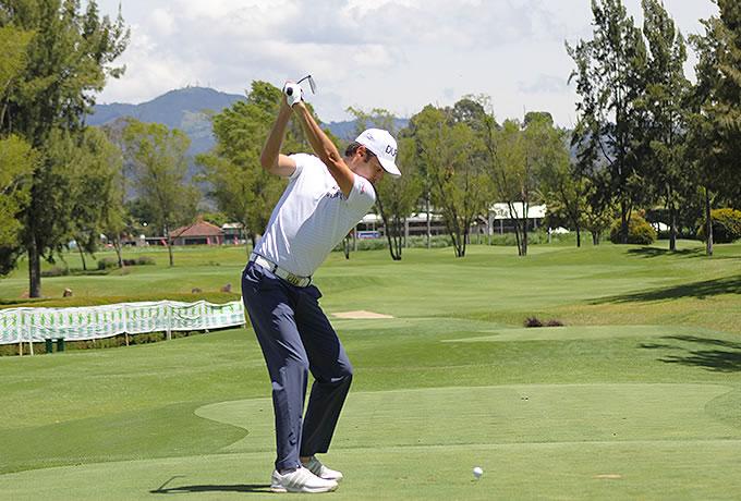 Manuel José Merizalde domina la cuarta parada del PGA Colombia