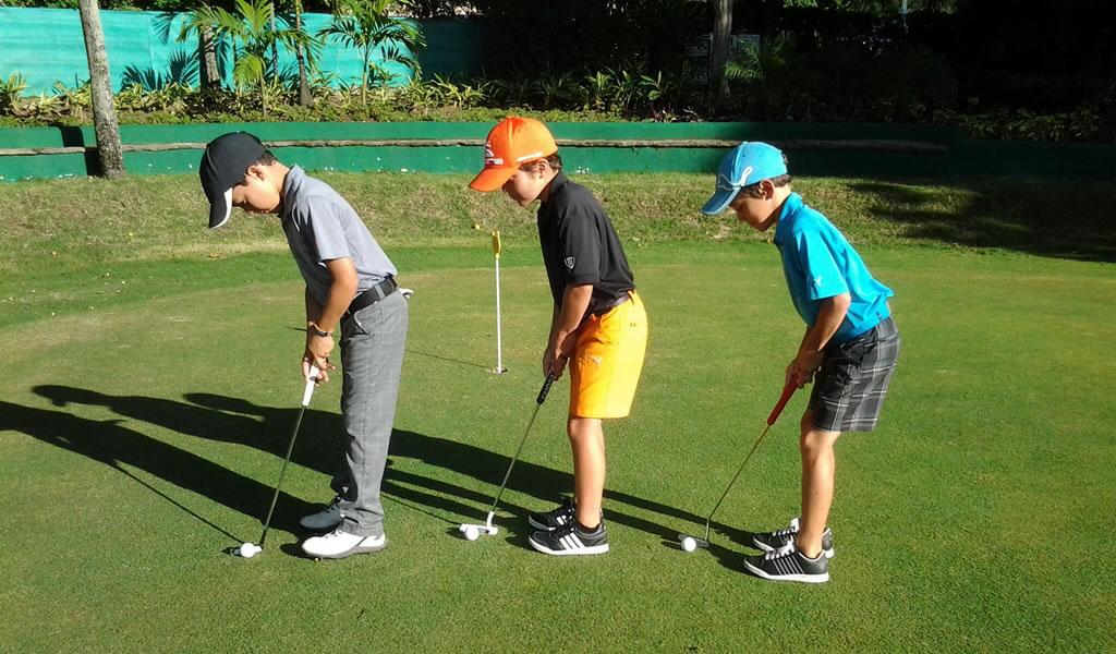 Nacional Infantil de Golf 2016