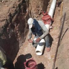 Irrigación Hoyo 1 - CG de Panamá