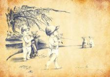 Pinceladas de Golf (cortesía fineartamerica.com)
