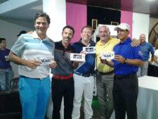 Resultados PRO-AM Abierto de Barquisimeto