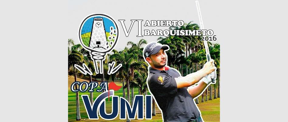 Resultados VI Abierto de Barquisimeto Copa Vumi