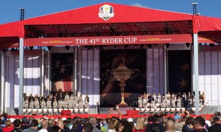 Revista Fairway presente en la 41º Ryder Cup